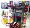 Sweet corn threshing machine/fresh corn huller machine/green maize thresher machine 0086 15238020669