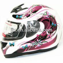 2013 New full face Jet Scooter Motorbike Motorcyle Helmet JX-A5003 Pink