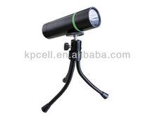 Adjustable support leg 1LED Luminum Torch,Flashlight,LED light