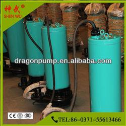 3phase,380v sewage centrifugal submersible pump