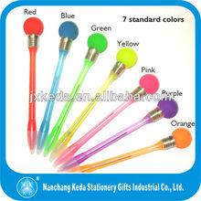 2014 Led light flashing bulb electronic pen