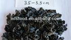 Organic Dried Black Fungus mushroom