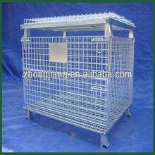 Functional steel Storage Cage