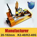 K2-40g 0.002mm de alta precisión de concentricidad punch en banco de pruebas