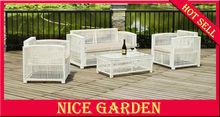 All Weather White Rattan hd designs outdoor furniture umbrella