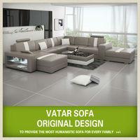 large exclusive design sofa D3312