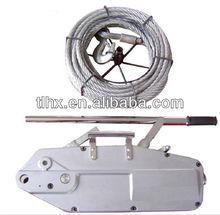 1Ton 1.6 Ton 3.2T 5.4 ton hoist cable pulling equipment