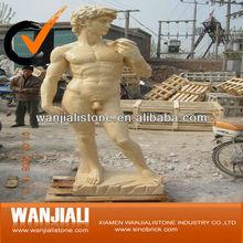 Marble David statu,figure stute,stone figure