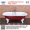 Superior antique cast iron bathtub , enamel bathtub wholesale