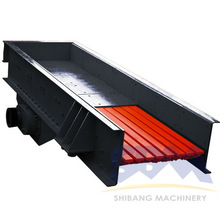 SBM Clay processing plant,Vibrating Feeder,CE,high quality and capacity