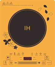 intelligent frequency conversion /touch control induction cooker