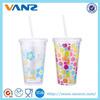 High Quality Summer Drinkware Wholesale Acrylic Tumblers/Starbucks Tumbler/Plastic Tumbler