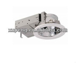Family of recessed downlights
