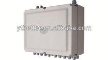 High precision whelen control box