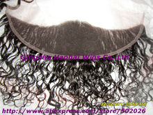 Real swiss lace& french lace frontal natural looking remy hair wholesales price