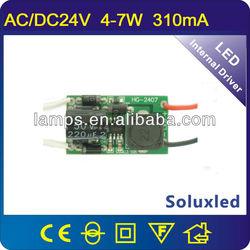 dc dc 24v 4-7w led driver