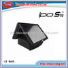 Cheap dual screen CE pos machine for retail shops