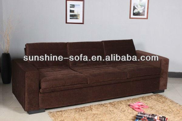 Stoff schlafsofa möbel/wohnzimmer futon sofa/sofa bett mit schublade