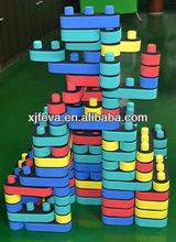 2014 hot sale foam building block /children block toys /kids brick block toy