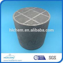 Silicon Carbide DPF as Catalytic Converter