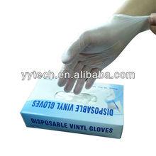 disposable vinyl gloves for medical supplies long vinyl gloves controller glove for ps3
