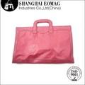 üst sınıf şık kırmızı sırt çantası