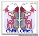 2014 kids shoes soft sole leather baby shoes for christmas