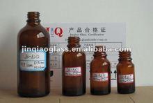Amber Pharmaceutical Bottle