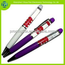 2013 Hot customized floater & logo liquid eyeliners pen