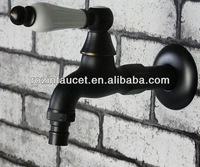 Solid Brass Laundry Sink Bar high quality orb washing machine tap Bathroom Water Tap 0787