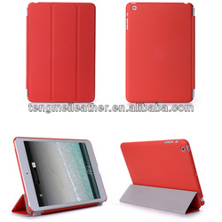Folded Smart Case For Ipad Mini 3,For Ipad Mini 3 Case,For Ipad Mini 3 Smart Case