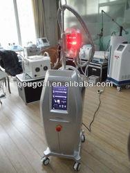 laser cryo Lipolysis RF vacuum cryo machine / cryo slim beauty equipment