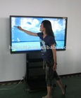 55inch LCD smart multi touch screen monitor /all in one pc tv