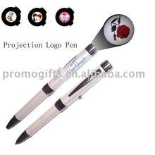 Automobile brand's Logo led projection pen
