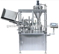 Tube Filling and Sealing Machine(JNDR50-1B)