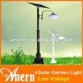IP65 انخفاض استهلاك الطاقة 10W مصباح الحديقة بالطاقة الشمسية 40W مع الجودة وحدة للطاقة الشمسية بيع