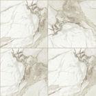 Polished glazed porcelain marble tiles,glossy finish