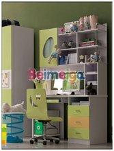 childrens beds teenage bedroom furniture study table/computer desk 637-02-09