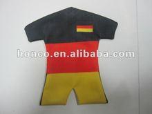 football fans Germany mini football jersey