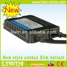 liwin High quality Xenon Canbus ballast 55w hid ballast hid ballast for xenon light bulbs for CHERY auto trailer bulb head lamp