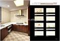 3d плитка для струйной печати украшения& границы 300x450mm кухня плитка