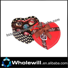 Hot Sale Heart Shaped Classics chocolate box
