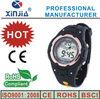 7 color back light high quality digital watch