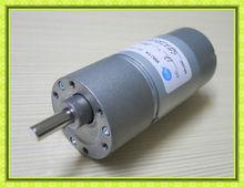 Permanent Magnet low speed dc motor 24v dc motor 12v dc gear motor