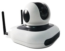 CMOS H.264 wifi camera WCDMA format 3g sim card ip camera