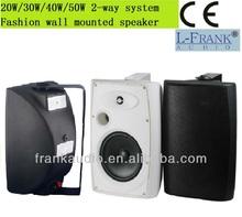 30W-50W pa wall mounting column speaker