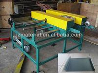 Customize automatic North America popular MINI standing seam metal roof machine/ clip lockroof sheet forming machine
