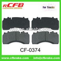 Ceramic Brake Pad GDB5084 WVA29142 for DAF LF ,RENAULT Midlum