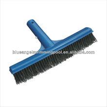 26cm Stainless Steel Bristle Pool Or Spa Wall Brush,Plastic brush