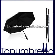 30 inches 8 rids deluxe straight backpack umbrella